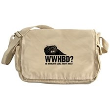 WWHBD Messenger Bag