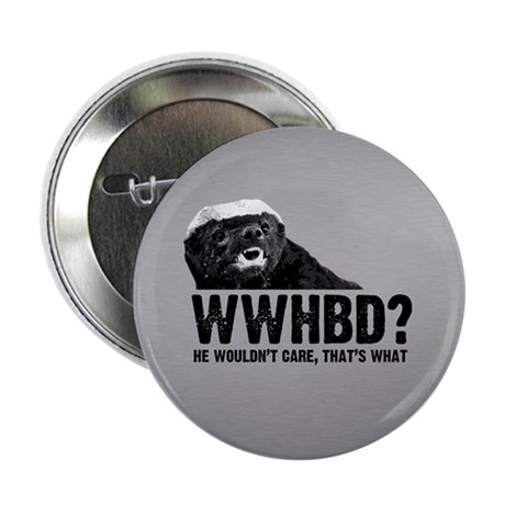 """WWHBD 2.25"""" Button (100 pack)"""