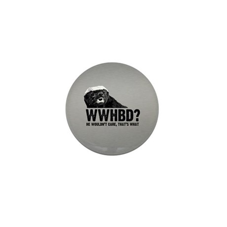 WWHBD Mini Button (10 pack)