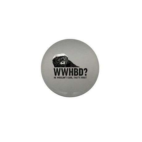 WWHBD Mini Button (100 pack)