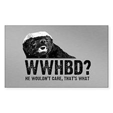 WWHBD Decal