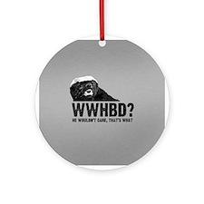 WWHBD Ornament (Round)