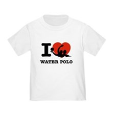 I love Water polo T