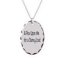 A Clumsy Lout Necklace