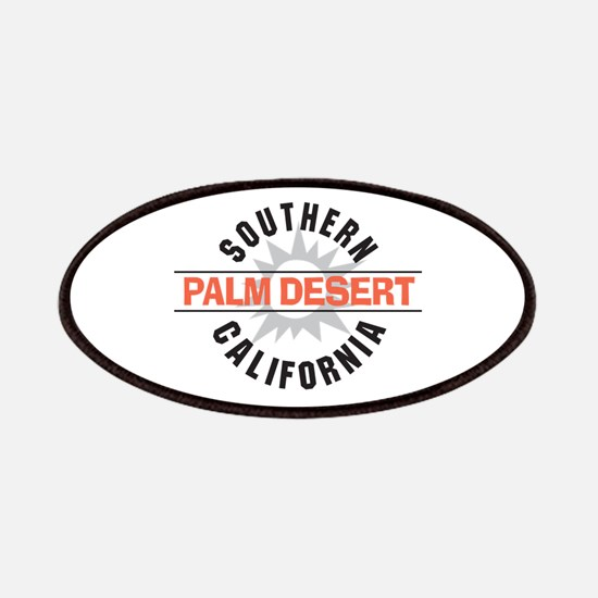 Palm Desert California Patches