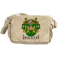 Riley Coat of Arms Messenger Bag