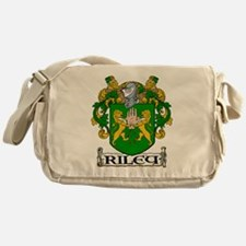 Riley Coat of Arms Messenger Bag