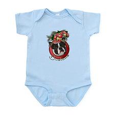 Christmas - Deck the Halls - Bostons Infant Bodysu