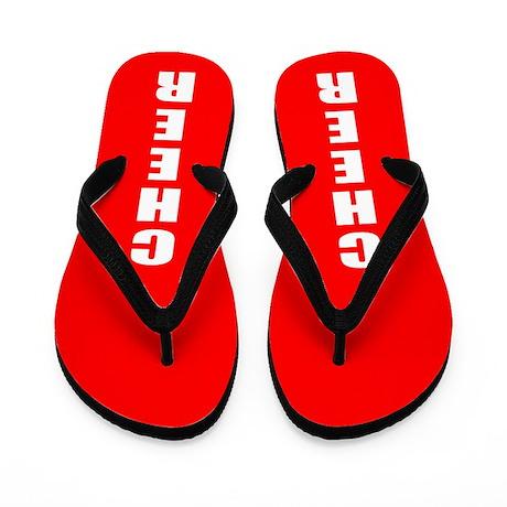 Cheerleader Flip Flops