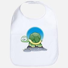 Tommy The Turtle Bib