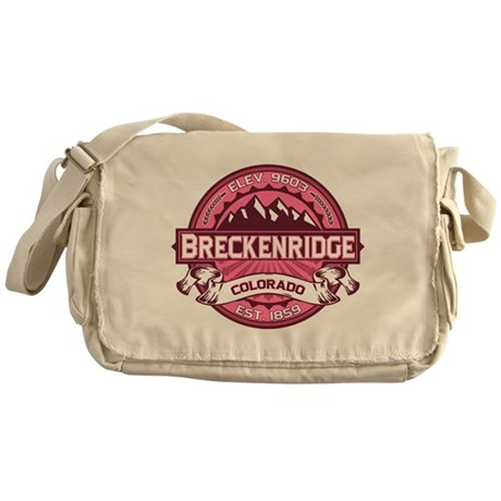 Breckenridge Honeysuckle Messenger Bag