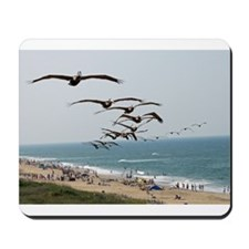 Pelican Bird Gang Mousepad