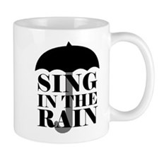 'Sing in the Rain' Mug