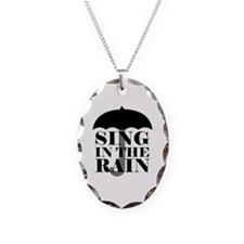 'Sing in the Rain' Necklace
