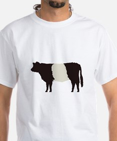 White Cow T-Shirt