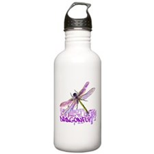 Dragonfly totem Water Bottle
