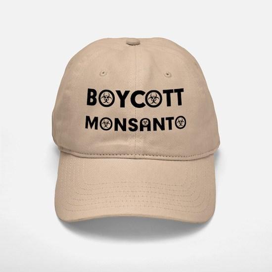 Boycott Monsanto Baseball Baseball Cap