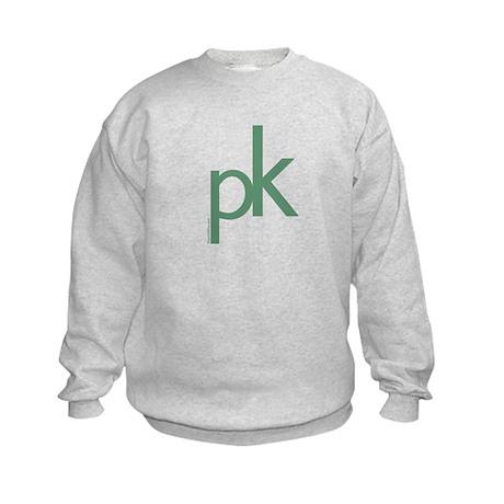 PK for Kids Kids Sweatshirt
