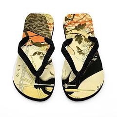 Tsukioka Flip Flops