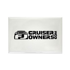 FJCruiserOwners.com Rectangle Magnet