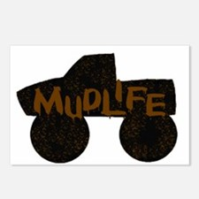 Mud Life Postcards (Package of 8)
