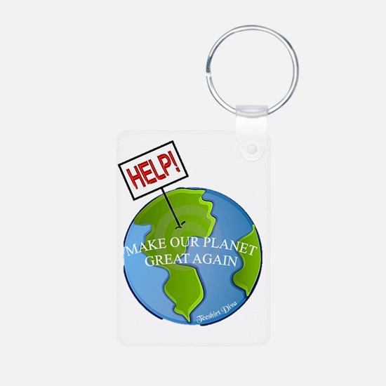 Unique Political issues Keychains