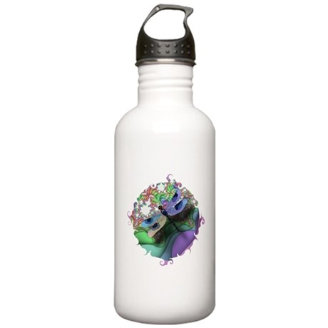 Dragonfly Swirl Stainless Water Bottle 1.0L