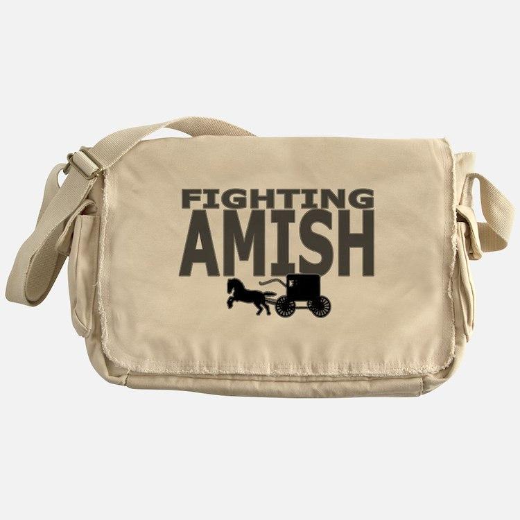 Amish Messenger Bag