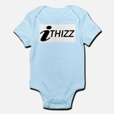 iTHIZZ Infant Creeper