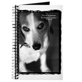 Dog rescue Journals & Spiral Notebooks