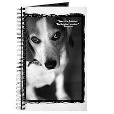 Unique Rescue dog Journal