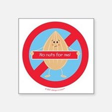 nuts_10x10_apparel Sticker
