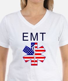 EMT U.S. Star Of Life Shirt