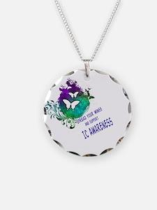 Unique Ic Necklace