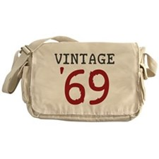 Vintage 1969 Messenger Bag