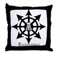 Autonomy Celtic Throw Pillow