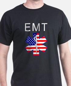 EMT U.S. Star Of Life T-Shirt