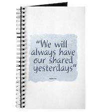 Rainy Days Journal