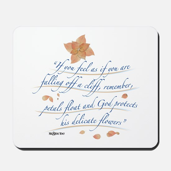 Delicate Flowers Mousepad