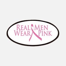 Real Men Wear Pink (2009) Patches