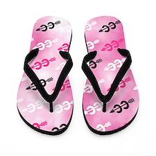 Cross Country PINK Flip Flops