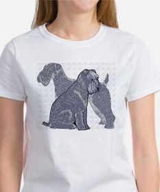 Unique Terriers blue kerry Tee