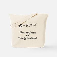 Funny Euler Tote Bag