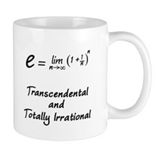 Cute Math formulas Mug