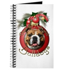 Christmas - Deck the Halls - Bulldogs Journal