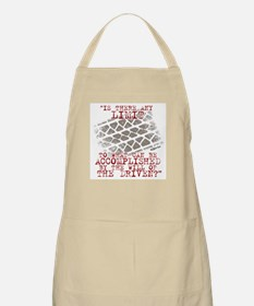 The Journey BBQ Apron