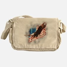 Faded Glory Messenger Bag