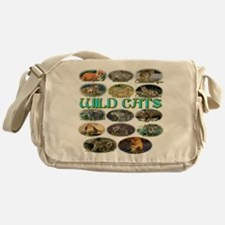 Wildcats Messenger Bag