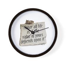 You Too Wall Clock