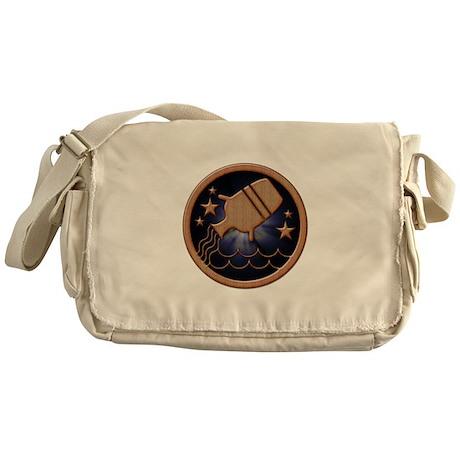 Aquarius Messenger Bag